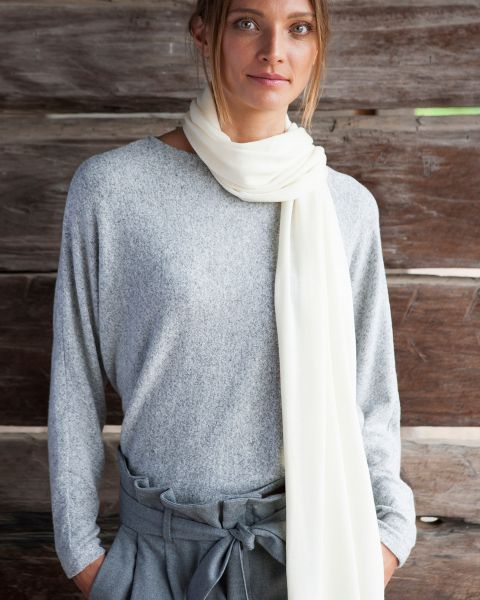 Natural Classic Scarf