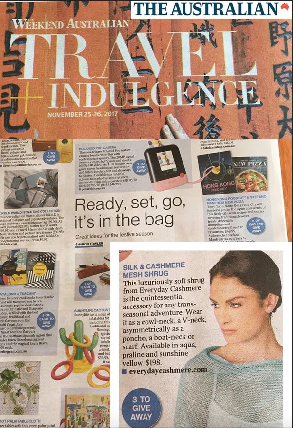 The Weekend Australian - Travel indulgence