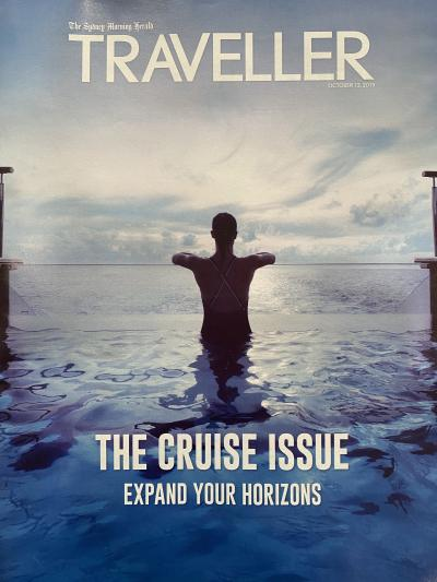 SMH Traveller - OCT 12 2019, The cruise issue