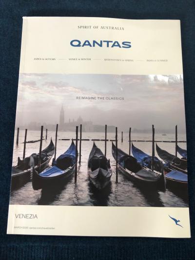 Qantas Mag March