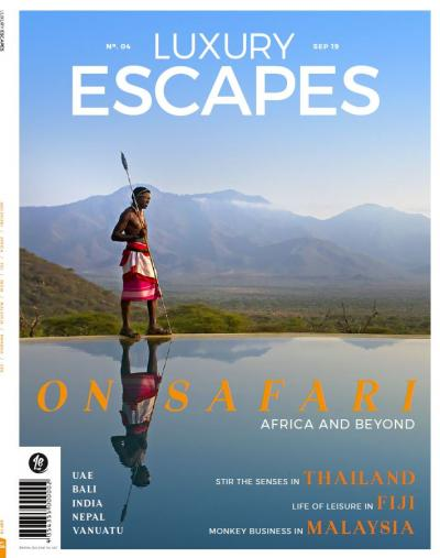 LUXURY ESCAPES SEPTEMBER 19