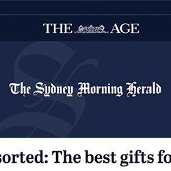 Top Picks for Mother's Day - As seen in SMH and the Age