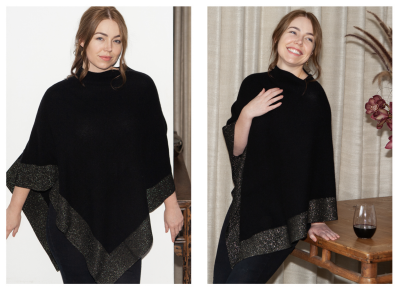 New: The Black Russian & The Cocktail Top - Simple yet sophisticated