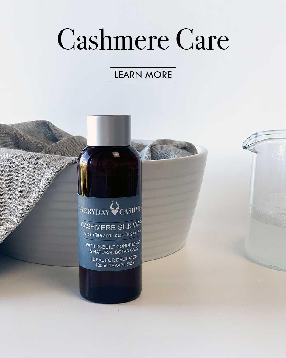 Cashmere Care