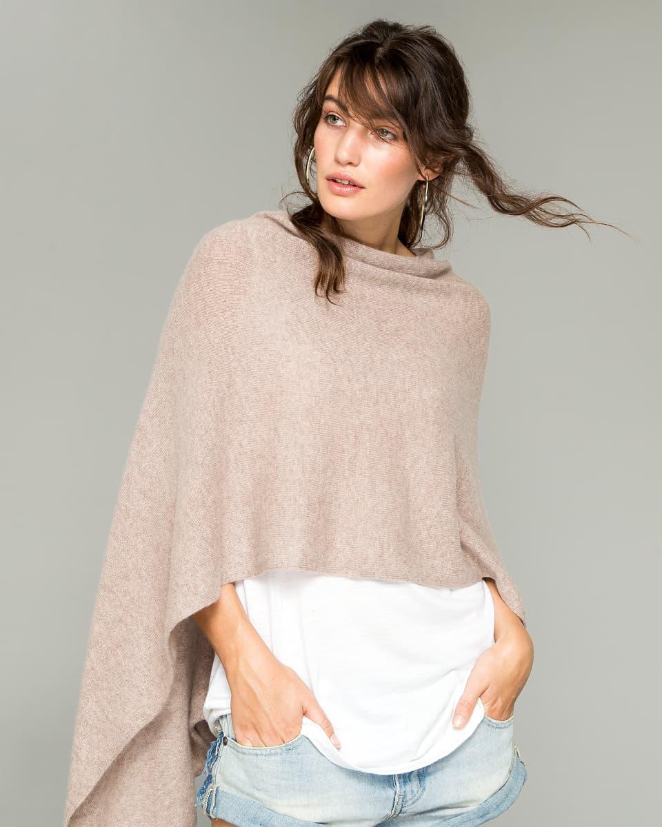 cashmere shrug